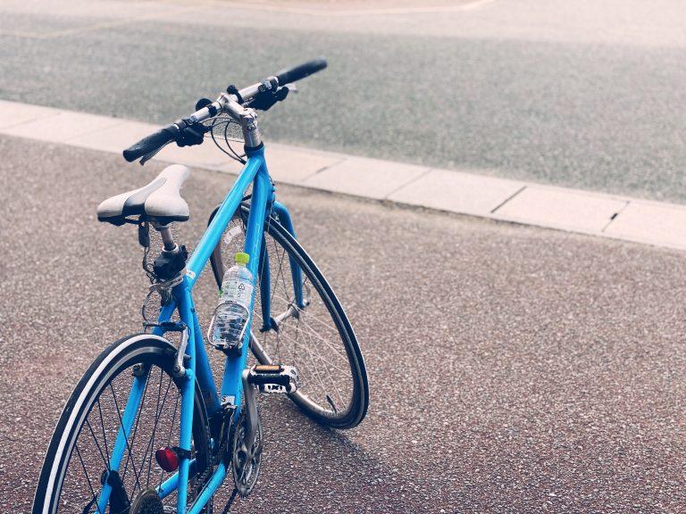相棒の自転車